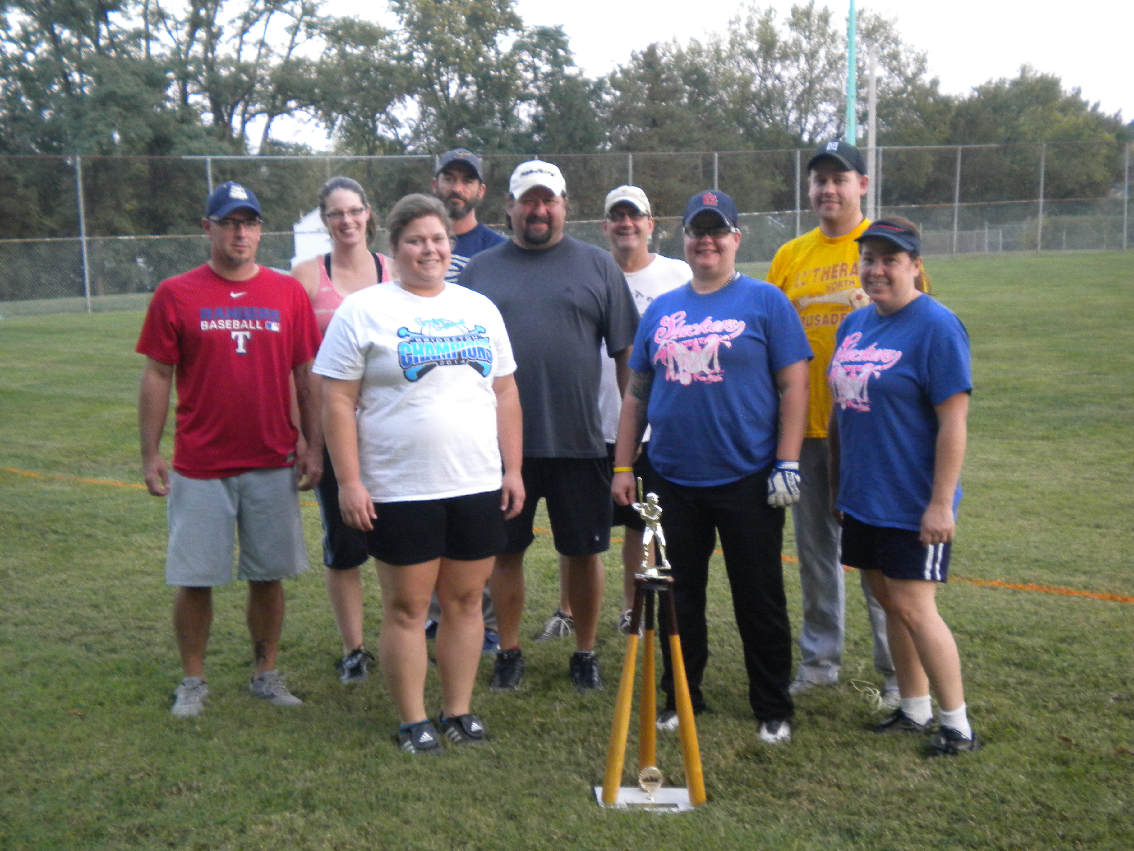 Sp/SM 2014 League Champ Team - Slackers