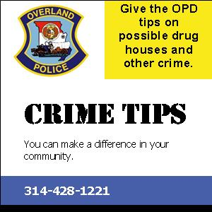 Police Department | Overland, MO - Official Website